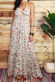 Magic Chiffon Maxi Dress