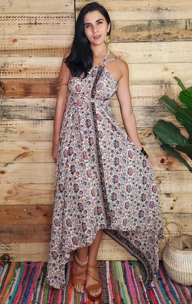 Indie Convertible Maxi Dress