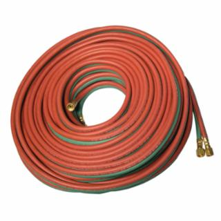 TH-1622 Best Welds  Twin Welding Hoses, 3/16 in, 12.5 ft, All Fuel Gases, A-B