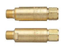 Load image into Gallery viewer, 0656-0001 Victor Flamebuster FB-1 Heavy Duty Flashback Arrestor - Pair Pack, Oxy/Fuel, Torch Mount, B