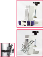 Load image into Gallery viewer, SGD Model 420 Bench Mount Cylinder Bracket