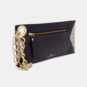 Brickell clutch bag
