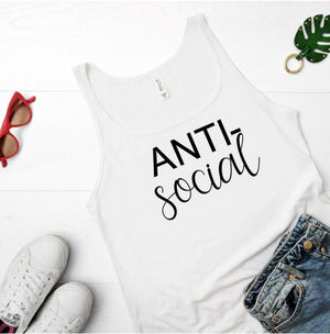 Anti-social - Your Basic Bits