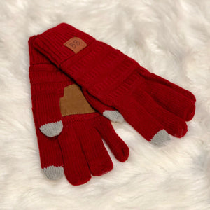 BB Knitted Gloves (5 Colors) - Your Basic Bits