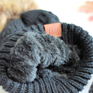 BB Pom Hat (5 Colors) - Your Basic Bits