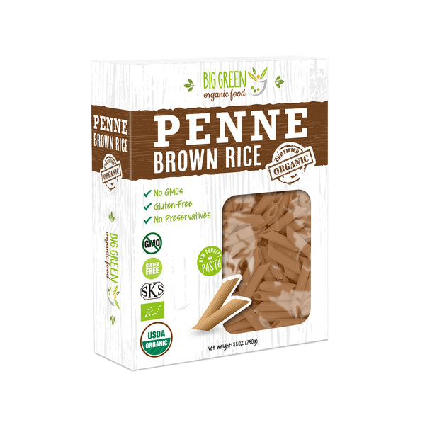 Organic Brown Rice Penne