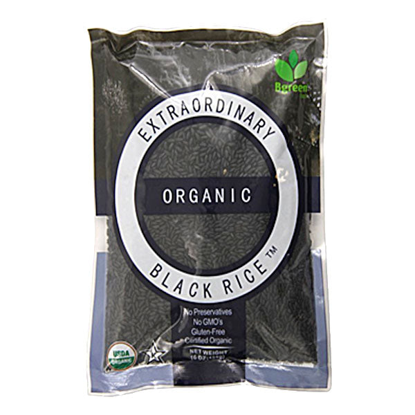 Organic Extraordinary Black Rice