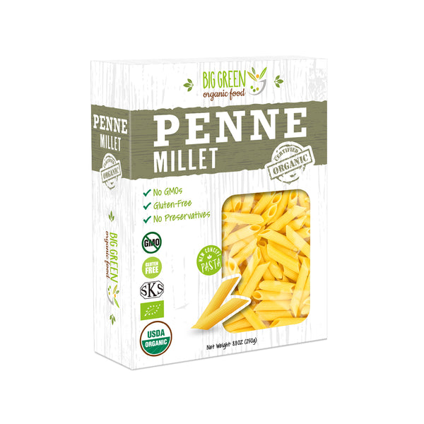 Organic Millet Penne