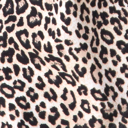 Crosena Dress in Rar Leopard by Motel