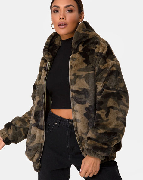Emerson Jacket in Camo