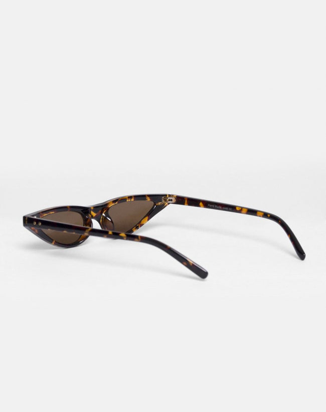 Gigi Sunglasses in Leopard by Motel