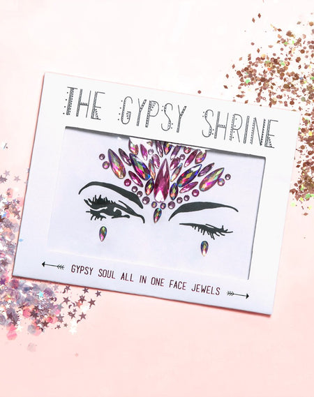 The Gypsy Shrine Reach for the Stars Chest Jewel