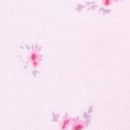 Lancheti Bodice in Forget Me Not Floral Pink by Motel