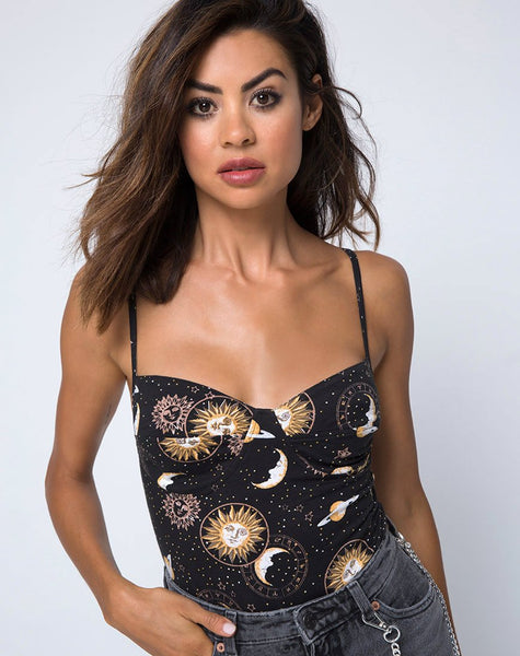 Lanti Bodice in Solar System by Motel