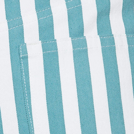 Mini Broomy Skirt in Mid Stripe by Motel