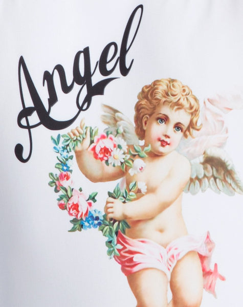 Nickle Swimsuit in Angel by Motel
