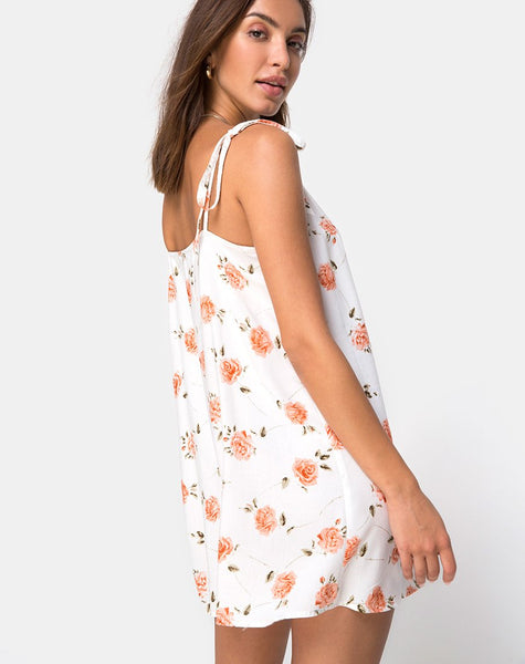 Osla Slip Dress in New Romance by Motel