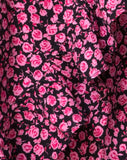 Rica Dress in Ditsy Rose Pink By Motel