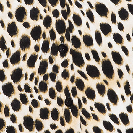Sanna Slip Dress in Cheetah by Motel