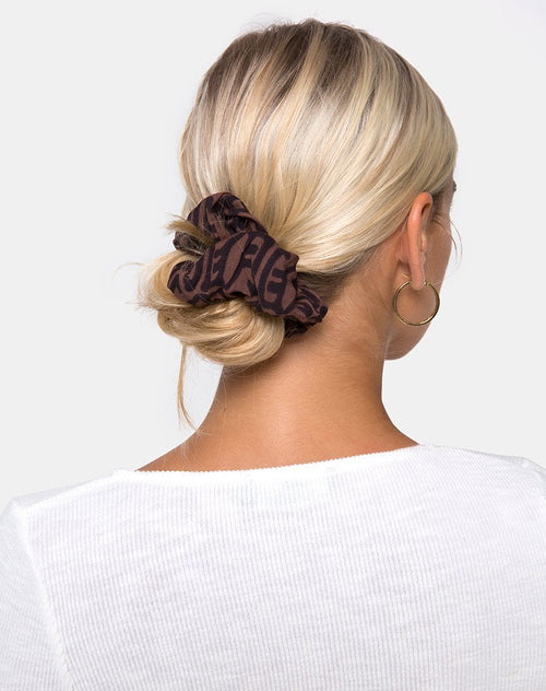 Scrunchie in Chinese Moon by Motel