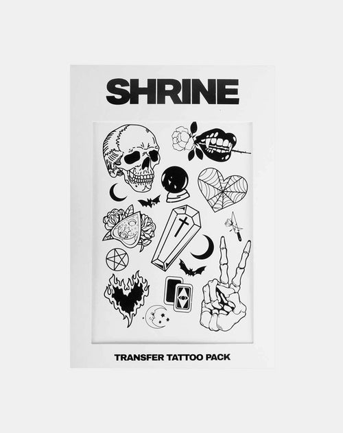 Transfer Tattoo Set by Gypsy Shrine