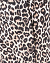 Zavacca Dress in Rar Leopard