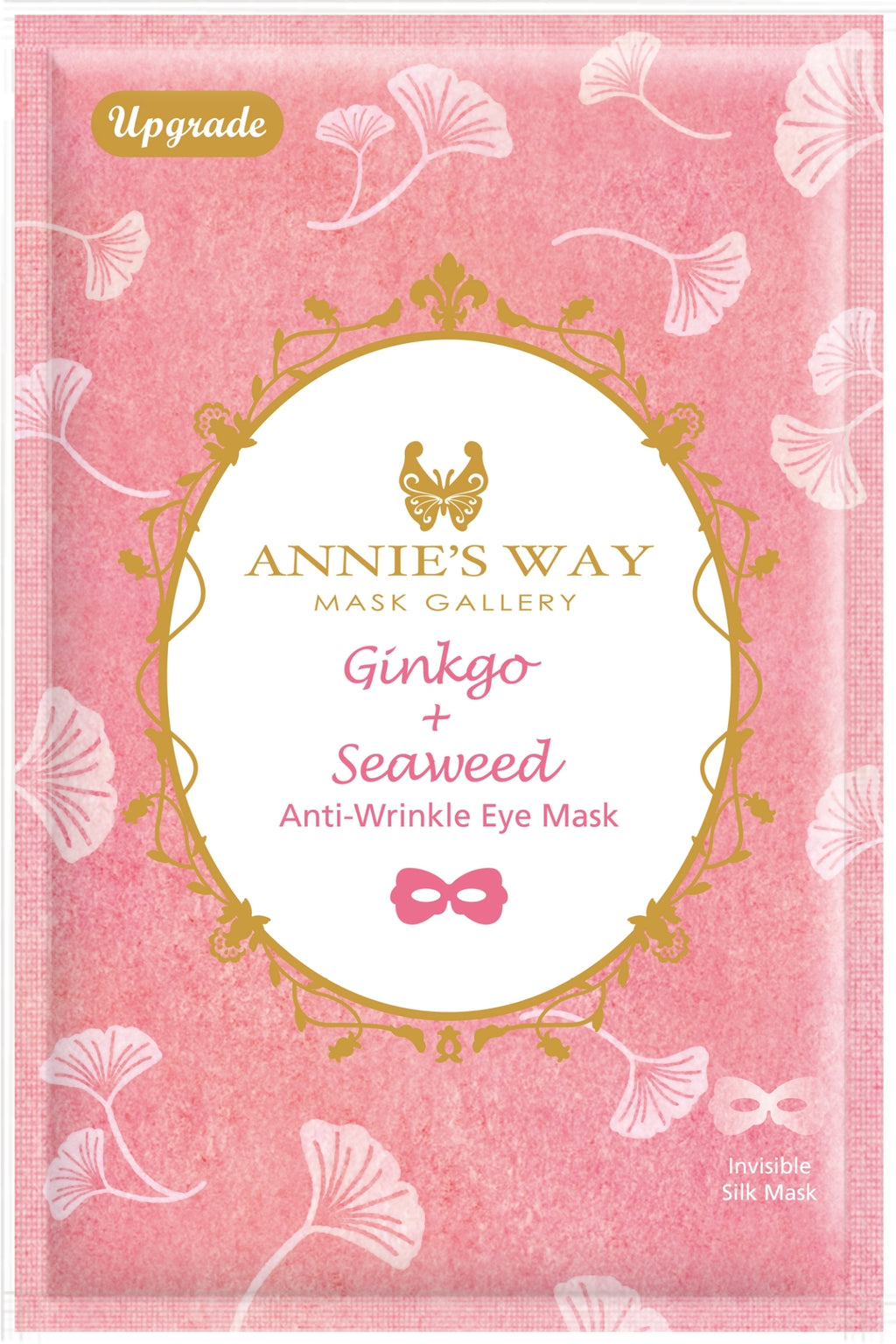 Annie's Way Ginkgo + Seaweed Anti-Wrinkle Eye Mask