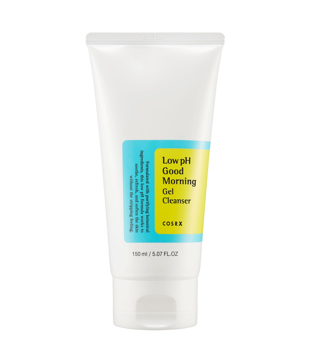 Cosrx Low-pH Good Morning Cleanser