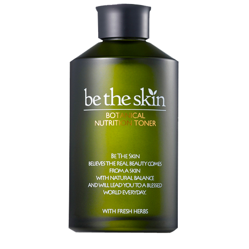Be The Skin Botanical Nutrition Toner