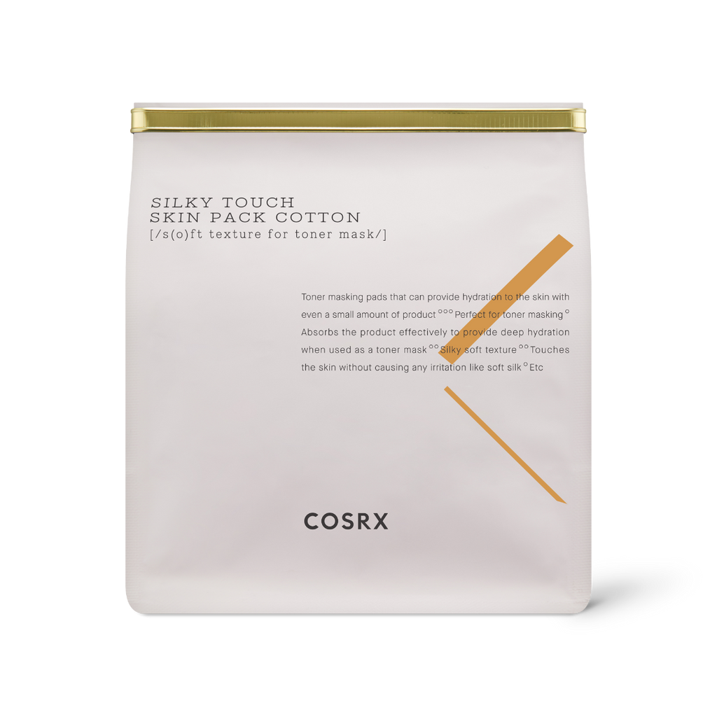 Cosrx Silky Touch Skin Pack Cotton
