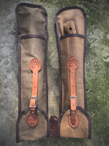 Carrying Sling - Holds Your Bucksaw and Axe