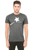 Short Sleeve T-Shirt Triblend Unisex Bella + Canvas #3413
