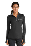 Nike Dri-FIT Women's Stretch 1/2-Zip Cover-Up #779796