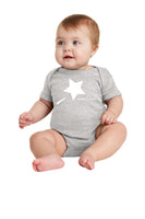 Infant Short Sleeve Rabbit Skins Bodysuit #RS4400