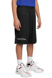 Shorts Youth PosiCharge Sport-Tek #YST355