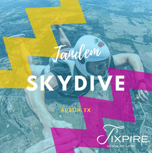 Skydive Lone Star