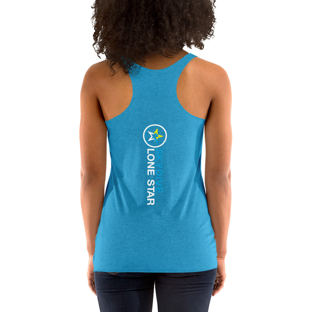 Not a Boogie Skydive Lone Star Women's tank