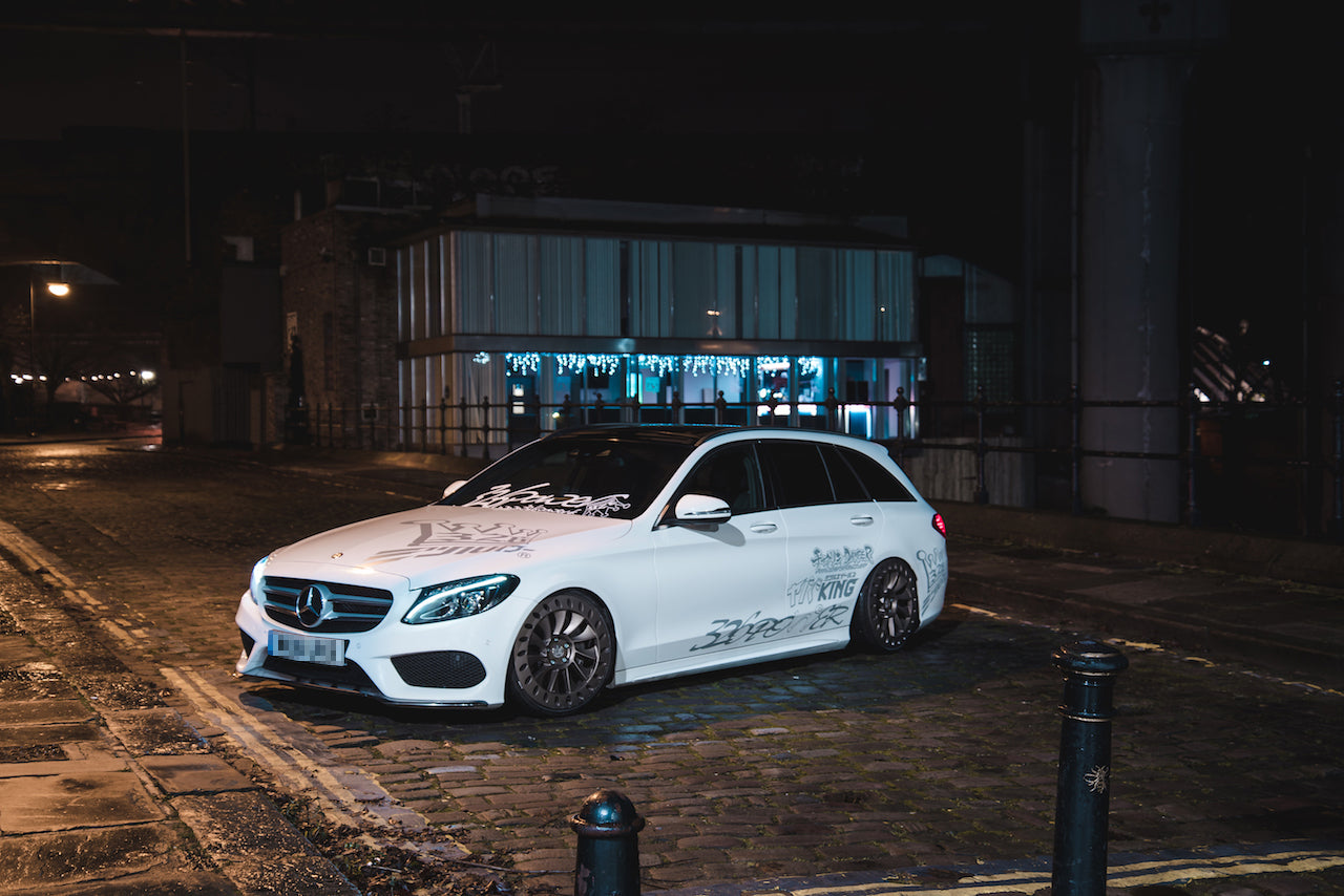 326POWER MERCEDES C-CLASS S205
