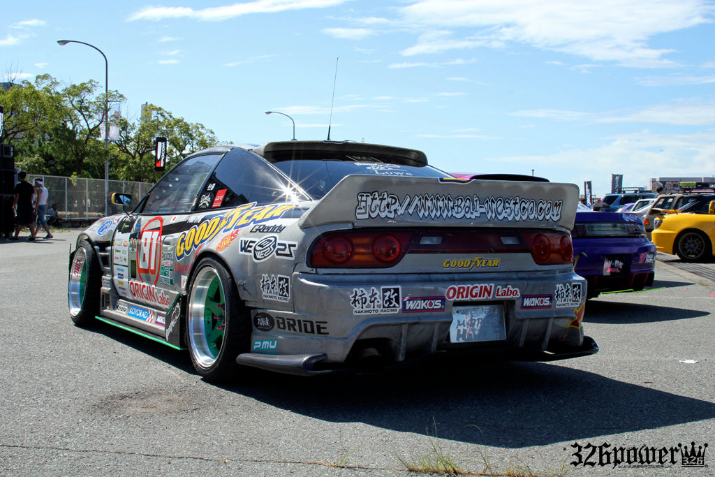 326POWER Yabaking 1-Piece 180SX Chunky Bai
