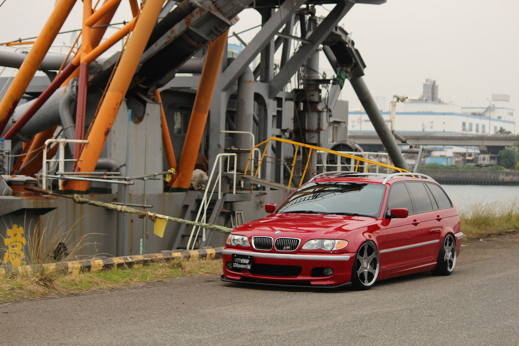 326POWER BMW E46 TOURING