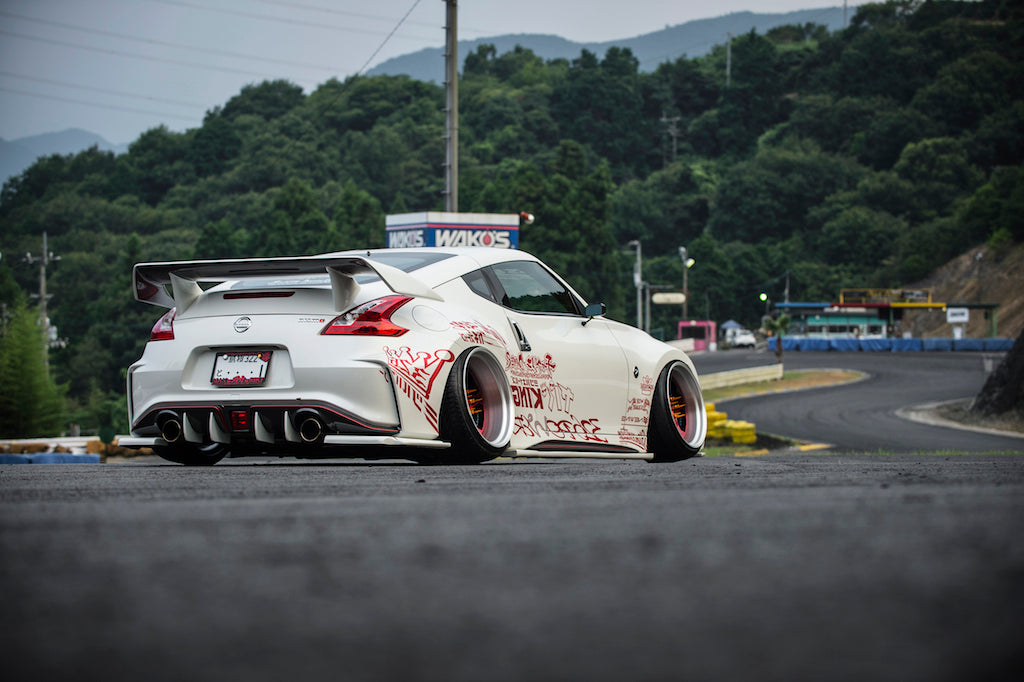 326POWER NISSAN 370Z Z34