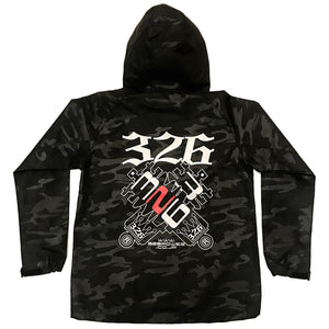 326POWER 2018 Windbreaker Jacket