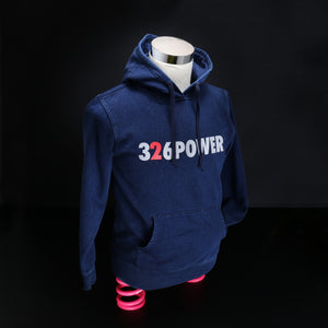 326POWER 2019 Hoodie (Denim)