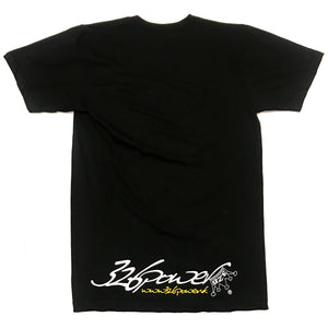 326POWER UK T-Shirt (Black)