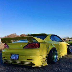 326POWER 3D☆STAR Body Kit for Nissan S15