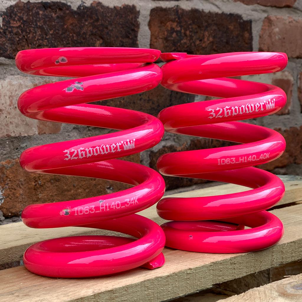 326POWER Charabane Springs - ID63-H140-34K - Pink (CLEARANCE)