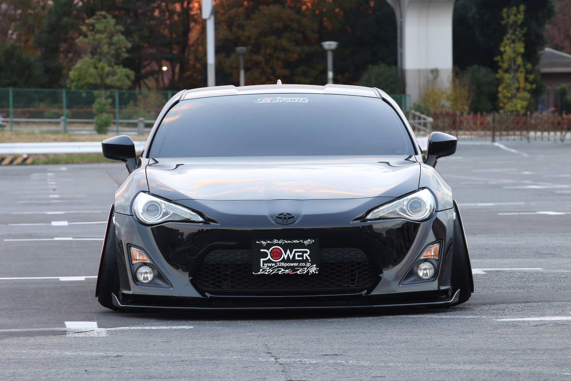 326POWER 3D☆STAR Lip Kit for Toyota GT86 (Zenki model)