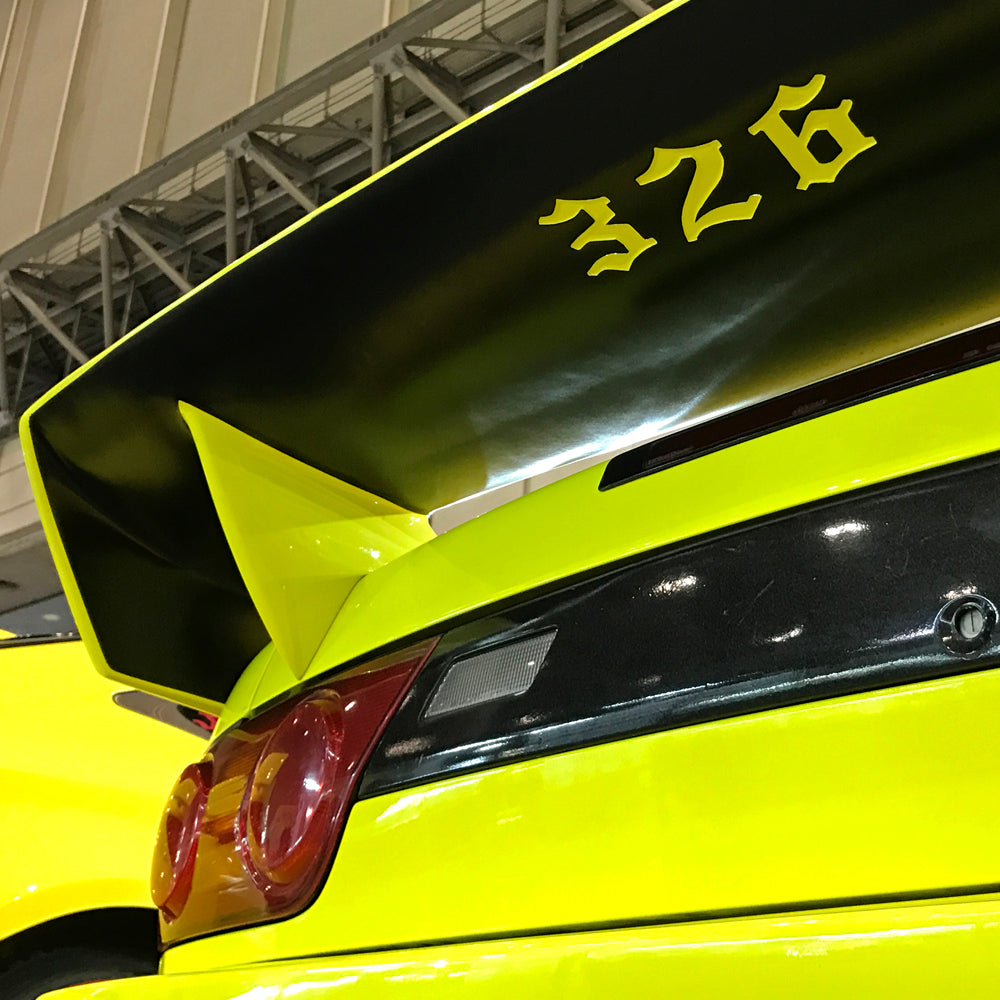 326POWER Manriki Rear Wing (Universal)
