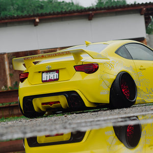 326POWER Manriki Rear Wing (GT86/BRZ/FRS)