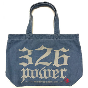 326POWER Tote Bag